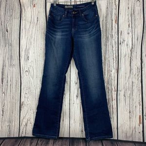 Lee Curvy Fit Bootcut Jeans 6